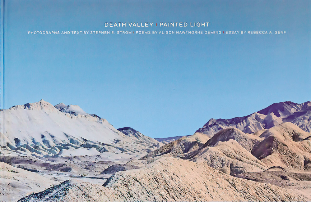 Death Valley: Painted Light